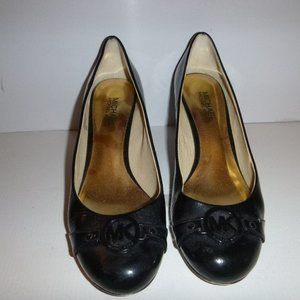 Kors Black Heels